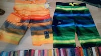 Brand new size 8 swim trunks