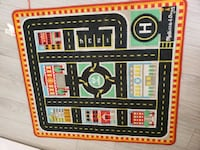 Easy to clean melissa & doug play mat New Westminster, V3L 3E3