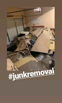 Junk removal $50 pickup load Minneapolis
