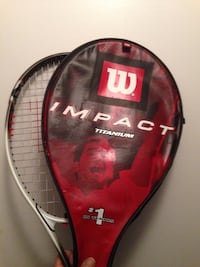 Wilson tennis racket Pickering, L1V