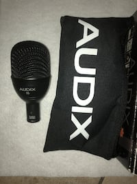 Audix Microphones Gilbert