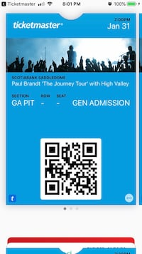 Paul Brandt and High Valley concert Calgary, T3G 1J7