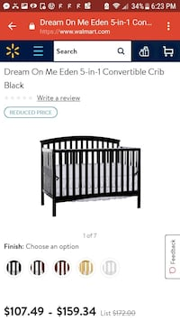black and white metal bed frame screenshot Covington, 41011