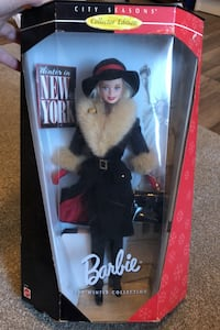 1998 Winter Collection Barbie