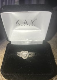 silver Kay Jewelers ring with box Bisbee, 85603
