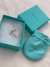 Tiffany and Co Necklace  Mississauga, L5R 3Z6