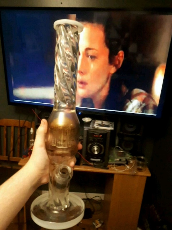 Mgm Glass with perk