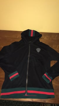 Black Gucci jacket  3727 km