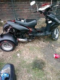 Trike scooter