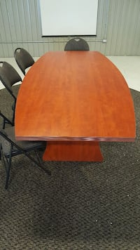 8 ft Board Room Table