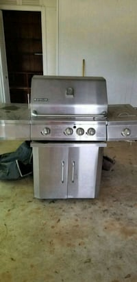 stainless steel outdoor gas grill Harrisburg, 28075