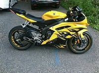 Yamaha R6 2008 Contact:sandra72brn@Gmail.C0M# Laurel, 20723