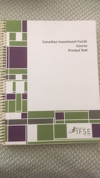 Canadian Investment Funds Course & Study Guide! Save 50% off!! Toronto, M4B 1A3