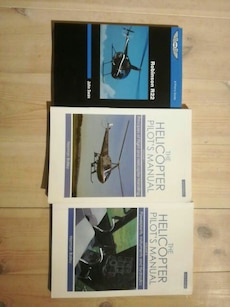 Helicopter Pilots Manual