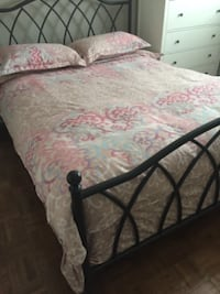 Duvet and Bed Skirt MISSISSAUGA