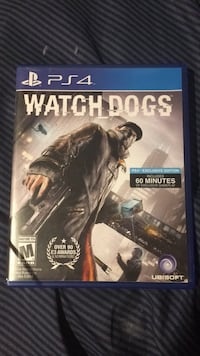 Watch Dogs PS4 Whitehall, 49461