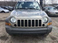 Parting out 2007 Jeep Liberty 4x4 New Castle, 16101