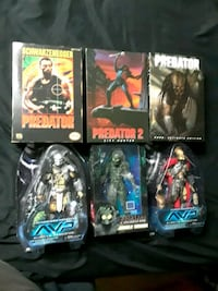 Neca Predator Lot Chicago