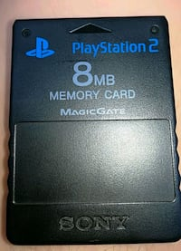 Memory card Sony PS2 Rome, 00124