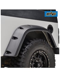 Brand New In box TJ Fender flares! Year 97-06 Fort George G Meade, 20755