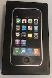 "Apple iPhone 3GS MB702LL/A 3G 8GB Smart Phone 3.5"" Black 8 GB storage, 256 MB RAM (Parts Only) Fort Washington, 20744"