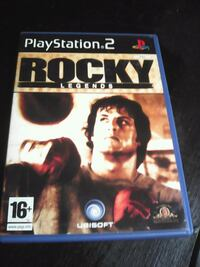 PS2 Rocky Legends