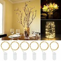 Christmas Copper Wire Lights Patio Garden Bedroom Camping fairy lights Rockville, 20852