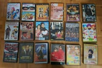 Lot of 18 Indian Movies Calgary, T3J 3J7