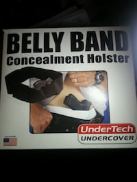 Belly Band Concealment Holster Little River, 29566