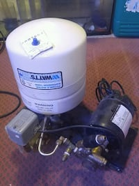Water Booster system Barrie, L4N 4Z7