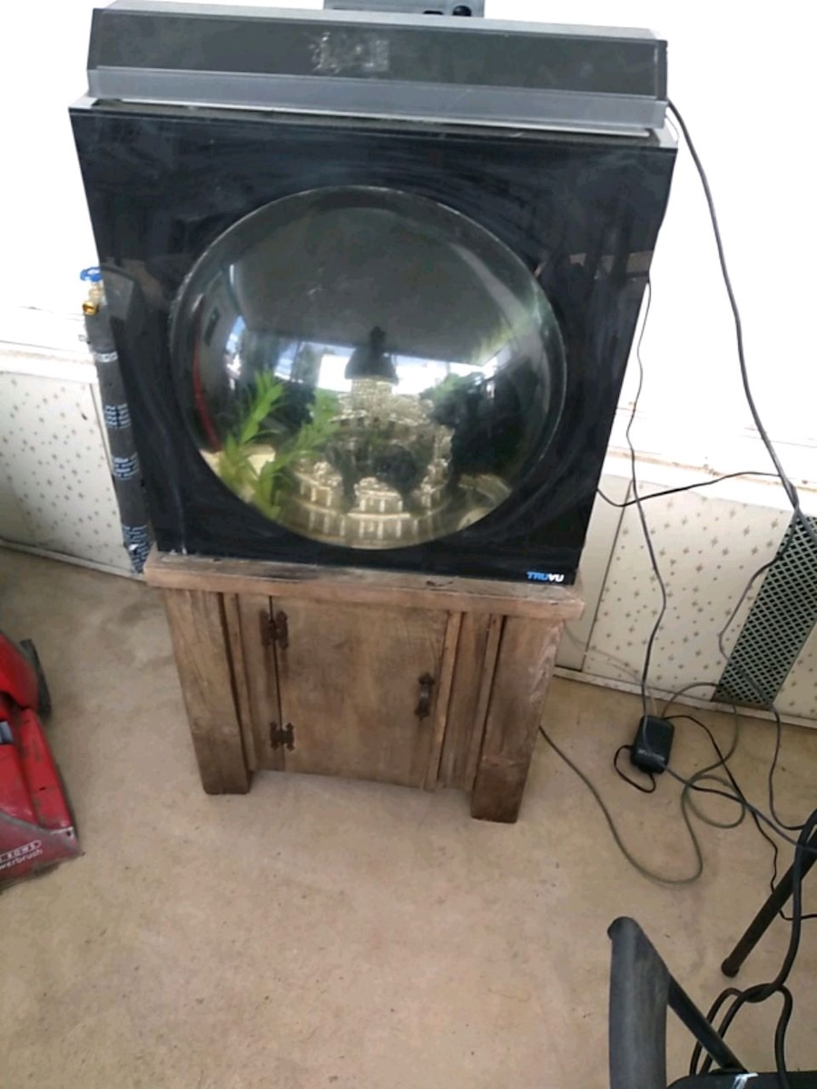 Photo Bow Front Aquarium