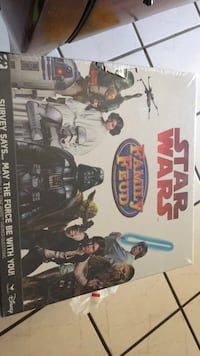 Star Wars family feud game brand new  Visalia, 93277