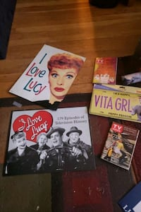 Miscellaneous I Love Lucy Collectables