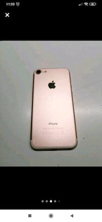 İphone 7 rose gold