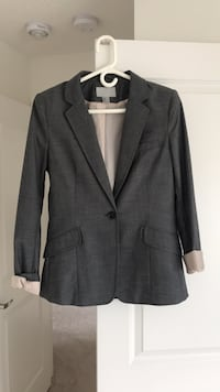 H&M charcoal grey suit (can be sold separately) size 10 New Tecumseth