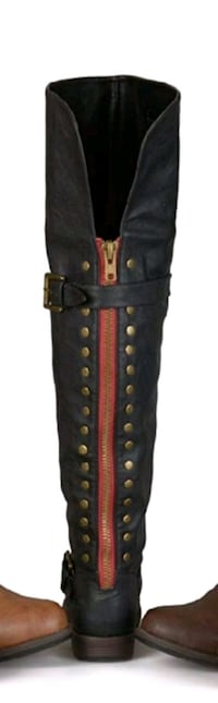 Brand New over the knee boots Surrey, V4N 5P9