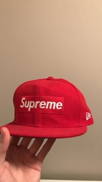 Supreme Gore-Tex cap Reston, 20190