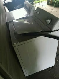 white top-load clothes washer Akron