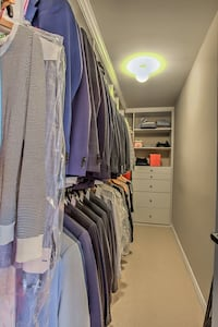 Disassembled closet organizer Vaughan, L6A