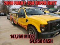 2008 Ford F-250 Super Duty XL Regular Cab Oklahoma City