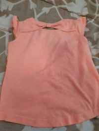 Kids pink sleeveless shirt Toronto, M1K 4H7