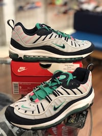 Tidal wave Nike air max 98s size 9 Silver Spring, 20902