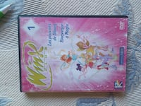 Winx Club DVD cas Meillon, 64510