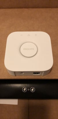 Philips Hue Bridge Gen 3 with adapter and ethernet Apple Valley, 92307