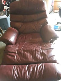 Leather recliner Troy, 48084