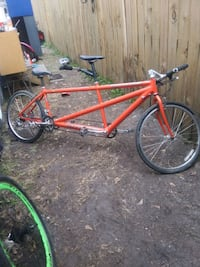 Cannondale los dos 2seater bike