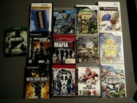Ps3 ps2 wii xboxone Porterville, 93257