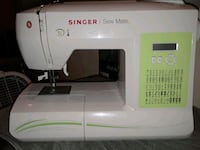 white Singer electric sewing machine Charlotte, 28226