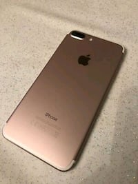 IPhone 7plus rose Gold  Middletown, 62666