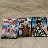 Jeff Foxworthy/Larry the Cable Guy DVDs Middle River, 21220